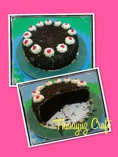 Simple tart brownies