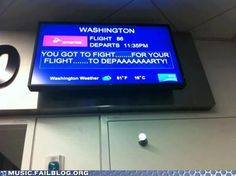 Haha! I love when airlines have fun.