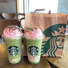 Starbucks – The Best Coffee and Espresso Drinks - Milchshake Starbucks Art, Starbucks Secret Menu Drinks, Starbucks Recipes, Starbucks Coffee, Colorful Drinks, Fun Drinks, Healthy Drinks, Espresso Drinks, Coffee Drinks