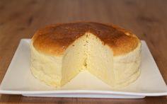 """Tarta Japonesa (Soft Cotton Cake) - Esta tarta japonesa (también llamada """"Soft Cotton Cake) es súper esponjosa y muy fácil de hacer. La podéis tomar sola o acompañada de vuestra mermelada preferida.  Como de costumbre acompaño esta receta de un video."""