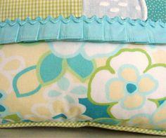 Custom Comforts: Sweet Little Pillows