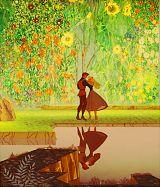 the disney princess - disney and classic art