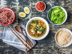 Meatless Monday, Ramen, Healthy Recipes, Yummy Recipes, Healthy Food, Yummy Food, Vegan, Fresh, Ethnic Recipes