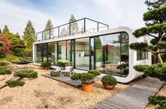 Self Contained PREFAB Home Lets You Live Almost Anywhere In The World via @worldtruthtv