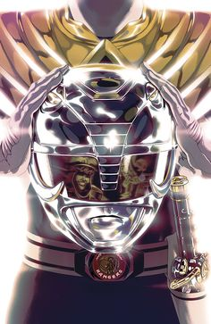 Black Ranger Armored by Goni Montes