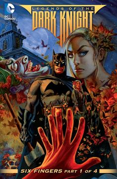 PREVIEW: LEGENDS OF THE DARK KNIGHT #85   DC Comics News