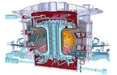 fission reactor ITER