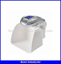 deck mounted sensor automatic liquid soap dispenser with LCD screen