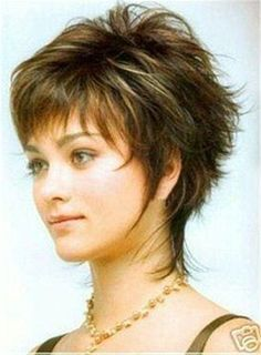 New Fashion Trend Carefree Short Straight Synthetic Hair Capless Wig 6 Inches