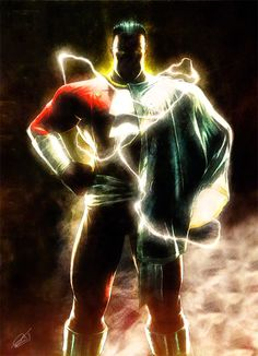 Captain Marvel  by Daniel Scott Gabriel Murray