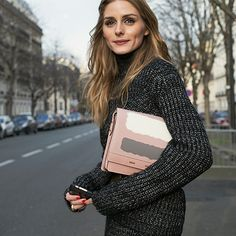 Photo Credit: Phill Taylor Hi guys! Here I am on my way to Roland Mouret in an all knit ensemble (sweater and skirt) thanks to Pringle of Scotland with my favorite Tabitha Simmons boots and a Tibi ...