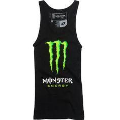 Monster Energy Drink Women's Tank