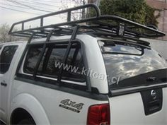 I genuinely adore this color for this Overland Gear, Overland Truck, Toyota Hilux, Grand Vitara, Toyota Tacoma Roof Rack, Nissan Navara 4x4, Truck Roof Rack, Nissan Frontier, Truck Camper Shells