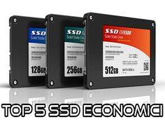 Top 5 dischi SSD economici