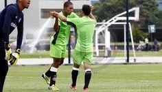 FOTOS: el triunfo de Universitario por 3-0 sobre San Martín en el segundo partido de práctica