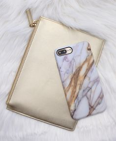 Marble in Copper for iPhone 7 & iPhone 7 Plus from Elemental Cases