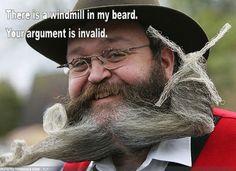 #thebeardwins