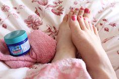 seals, idea, remedi, socks, vapor rub, places, vick vapor, diy, oil