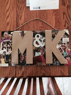 Perfect graduation, birthday or anniversary gift for a boyfriend or friend. Easy to make with heavy duty glue and mod podge. Everything bought at Hobby Lobby. My boyfriend LOVED it, especially because it was homemade.