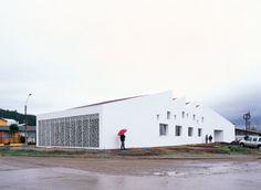 Licanten Public Library / Emilio Marin + Murua-Valenzuela