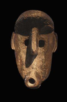 Masque Ekuecici-Ebira (1) - Ebira (peuple) — Wikipédia