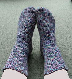 Ravelry: Stretchy Crochet Socks pattern by Lisa Fulcher