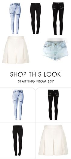 """""""Pants"""" by zahlia-tibbs on Polyvore featuring Paige Denim, J Brand and Proenza Schouler"""