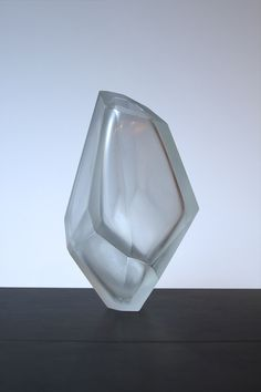 Facet vase by Thaddeus Wolfe