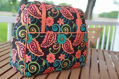 Girls in the Garden: Amy Butler's Weekender Bag - Tips, Hints and a bit of a Tutorial