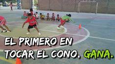 """juegos para educacion fisica """"parte 3"""" la mejor recopilación de juegos creativos - YouTube Pe Games, Games For Kids, Party Games, Activities For Kids, Rugby Drills, Training School, Sports Day, Team Building, Physical Education"""