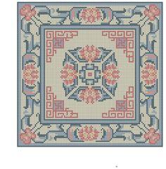 Miniature Rugs & Carpets: Tibetana II
