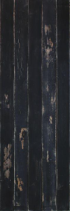 SCRAPWOOD A-1(빈티지 블랙) -우드헨지의 밀크페인팅 패널 오리지널 컬러고재 고유의 빈티지한 색감을 친환경 밀크 페인트로 연출한 인테리어 마감 자재입니다. 시공이 간편하고 스페셜 페인팅 대비 경제적인 제품입니다. scrap-wood,woodhenge,vintagewood,korea