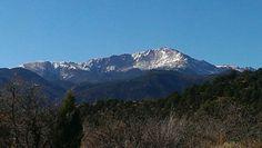 Pikes Peak Colorado Springs 11/14/15
