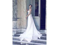 Giuseppe Papini 2015 ADV Bridal Collection www.giuseppepapini.com