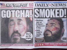 Abu Musab al-Zarqawi é morto (© Sipa Press/Rex Features)