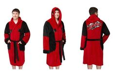 This Deadpool Robe Lets You Eat Pancakes While Being Mostly Naked