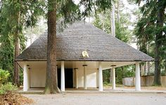 The Woodland Cemetery - Chapel - Gunner Asplund, architect