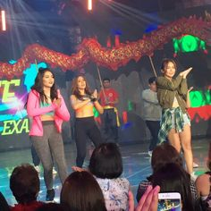 This is the lovely Janella Salvador, the pretty Maja Salvador, and the pretty Kathryn Bernardo doing their dance production number on ASAP at ABS-CBN Studio 10 last February 7, 2016. Indeed, Janella, Maja, and Kathryn are another of my favourite Kapamilyas, and they're amazing Star Magic talents. #KathrynBernardo #TeenQueen #JanellaSalvador #MajaSalvador #IAmMajaSalvador #ASAP #ASAPBigReunion