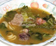 Receitas do Alentejo | Sopas de Carne | Mora