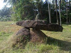 The Umbrella-Shaped Megaliths of Kerala, India