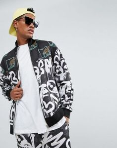 Discover jackets for men and men's coats with ASOS. Shop from a range of styles, from leather jackets, to trench and winter coats. Order today at ASOS. Brown Leather Jacket Men, Leather Men, Adidas Jacket, Bomber Jacket, Asos Fashion, Men's Coats And Jackets, Biker Style, Sports Jacket