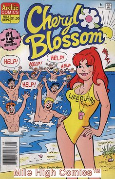 How did he have so much game that he even got with non-Riverdale hottie Cheryl Blossom? | 19 Lingering Questions From Archie Comics