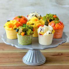 Japanese Pastries, Japanese Food, Good Food, Fun Food, Saveur, Cake Cookies, Breads, Desserts, Recipes