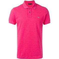 Etro classic polo shirt ($255) ❤ liked on Polyvore featuring men's fashion, men's clothing, men's shirts, men's polos, pink, mens polo shirts, men's cotton polo shirts, etro men's shirts, mens cotton shirts and mens pink shirts
