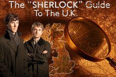 Sherlock Guide to the UK