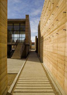 Galería de Escuela de Artes Visuales de Oaxaca / Taller de Arquitectura - Mauricio Rocha - 3