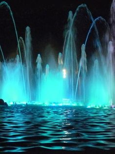 Salou Tourism: 72 Things to Do in Salou, Spain   Dancing Fountain Show