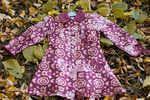 Gorgeous dress from Minor Edition (2-6 years) www.minoredition.co.uk  Batik Silk Dress