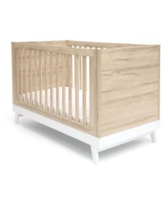 Inspired by contemporary Scandinavian design, this convertible cot/toddler bed will grow with your little one, making it a bold and stylish addition to your nursery. Part of our Lawson range, the cot/toddler bed is a bold, playful piece with a minima Baby Cribs For Twins, Twin Cribs, Twin Trundle Bed, Nursery Furniture Sets, Furniture Deals, Furniture Outlet, Bed Furniture, Furniture Stores, Cot Bedding
