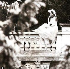 Romantic Summer Wedding - Jesus Peiro Wedding dresses.